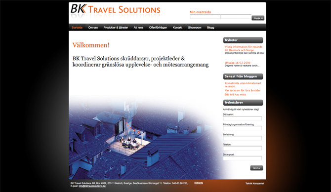 BK Travel Solutions