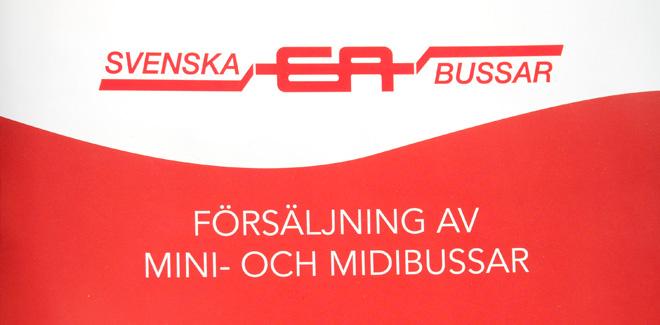 Svenska EA Bussar