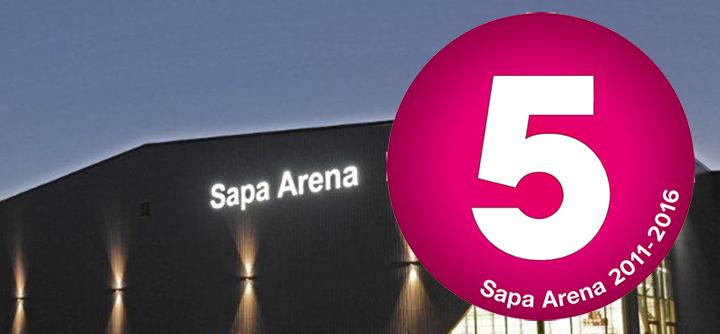 Sapa Arena webb